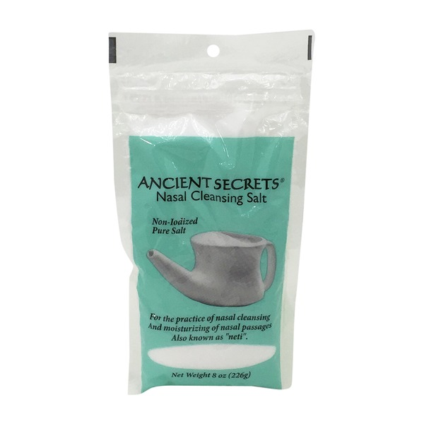 Ancient Secrets Nasal Cleansing Salt