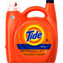 Tide 2x Ultra For High Efficiency Machines Laundry Detergent Original Scent