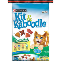 Purina Kit & Kaboodle Essentials Cat Food