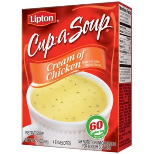 Lipton Cream of Chicken Instant Soup Mix