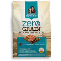 Rachael Ray Nutrish Zero Grain Salmon and Sweet Potato Recipe Dog Food