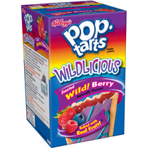 Pop Tart Wildlicious Frosted Wild Berry
