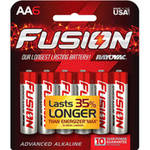Fusion by Rayovac High-Power Alkaline AA Batteries