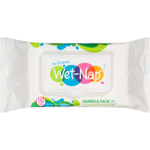 Wet-Nap Hands & Face Cleansing Wipes