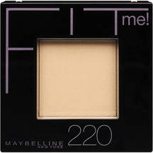 Maybelline New York Fit Me Powder Natural Beige 220
