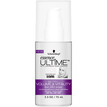 Schwarzkopf essence ULTIME Biotin Volume & Vitality Hair Filler Serum