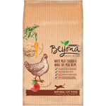 Purina Beyond White Meat Chicken and Whole Oat Meal Recipe Cat Food Bag