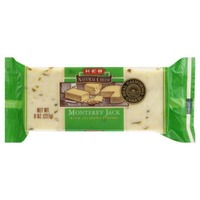 H-E-B Monterey Jack With Jalapeno Peppers