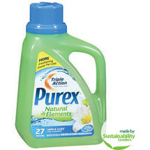 Purex Natural Elements Linen & Lilies Laundry Detergent