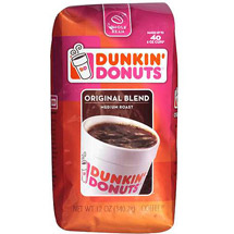 Dunkin' Donuts Original Blend Medium Roast Coffee Beans