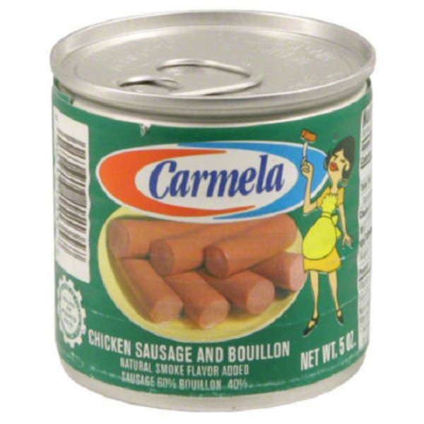 Carmela Chicken Sausage And Bouillon