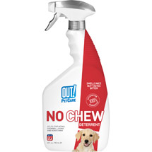 OUT! Pet Care Bitter Cherry Spray