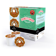 Keurig K-Cups Coffee People Donut Shop Coffee