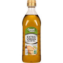Great Value 100% Extra Virgin Olive Oil