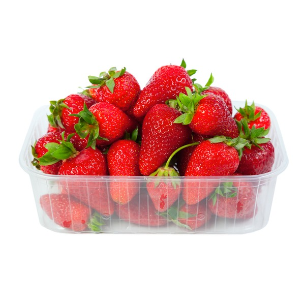 Local Organic Strawberries