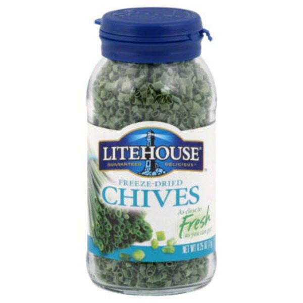 Litehouse Chives Freeze-Dried Herbs