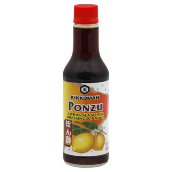 Kikkoman Ponzu Citrus Seasoned Dressing & Sauce