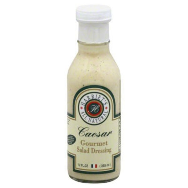 Harriet's Original Caesar Gourmet Salad Dressing