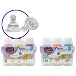 Parent's Choice BPA Free Bottles