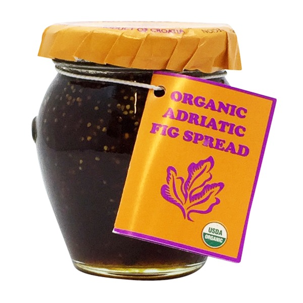 Dalmatia Organic Adriatic Fig Spread