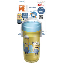 Zak! Toddlerific Minions Sippy Cup