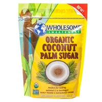 Wholesome Sweeteners Organic Coconut Palm Sugar