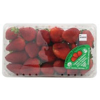 Produce Organic Strawberries