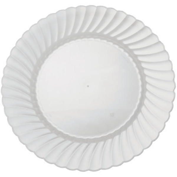 Classic 10.25 In Clear Plates