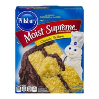 Pillsbury Moist Supreme Cake Mix Classic Yellow