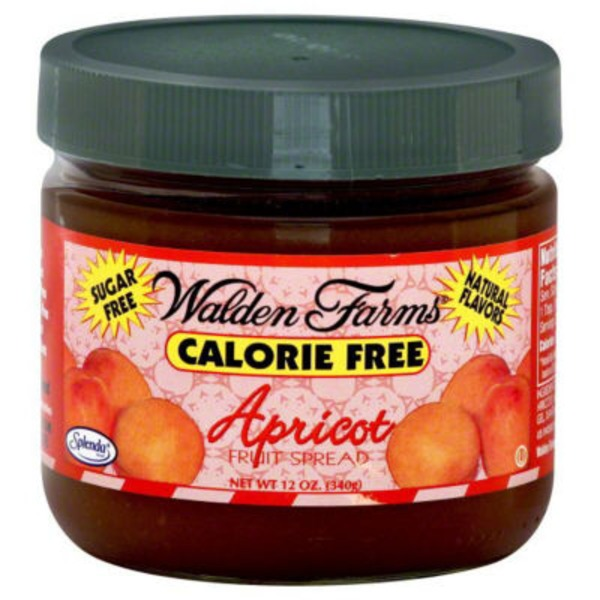 Walden Farms Fruit Spread, Apricot