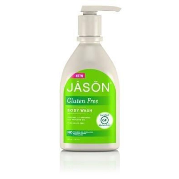 Jãsön Gluten Free Unscented Body Wash