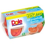 Dole® Red Grapefruit Sunrise in a Blend of 100% Fruit Juice 4-4 oz Cups