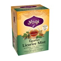 Yogi Egyptian Licorice Mint Tea
