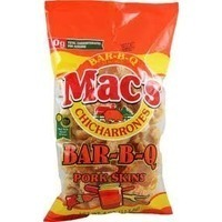 Mac's BBQ Pork Rinds