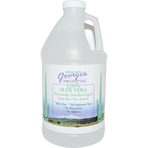 George's Aloe Juice
