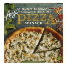Amy's Pizza Spinach, 14.0 OZ