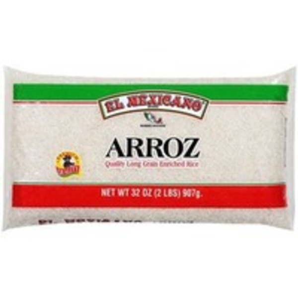 El Cazo Mexicano Arroz Long Grain Rice