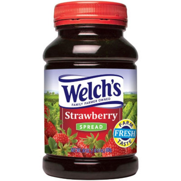 Welch's Strawberry Spread
