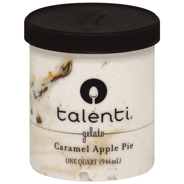Talenti Caramel Apple Pie Gelato