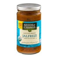Seeds of Change Organic Jalfrezi Curry Sauce Medium-Hot