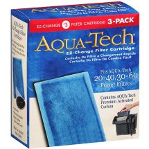 Aqua-Tech EZ-Change #3 Filter Cartridge, 3 Pack
