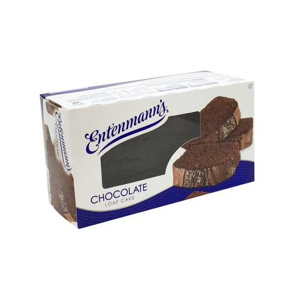 Entenmann's Chocolate Loaf Cake
