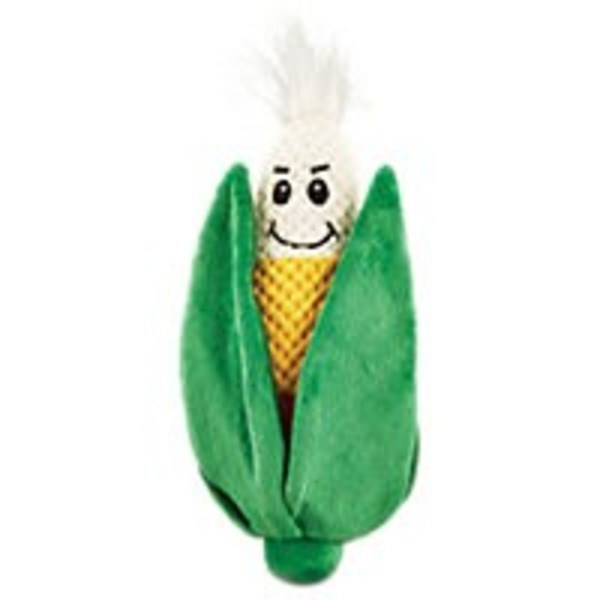 Petco Medium Halloween Mr Candy Corny Corn Dog Toy