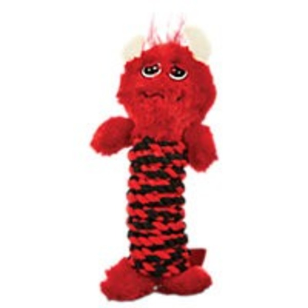 Petco Medium Halloween Devil Ropewrap Stick Dog Toy