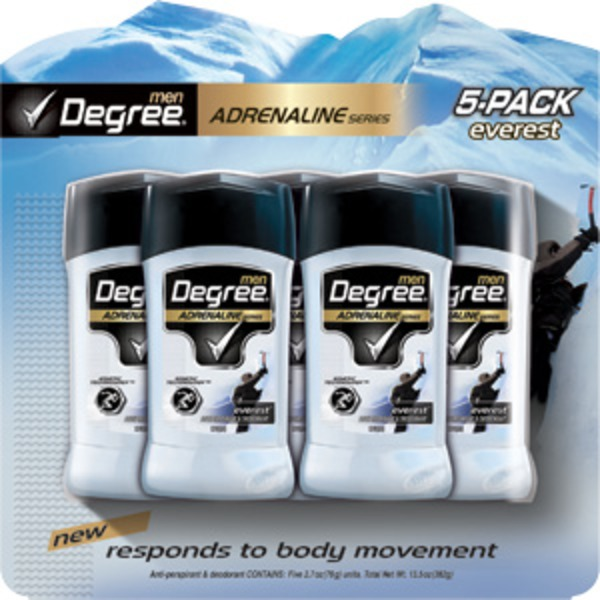 Degree Men Men's Motion Sense Antiperspirant Deodorant