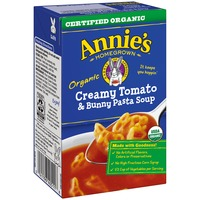 Annie's Homegrown Creamy Tomato & Bunny Pasta Organic Soup