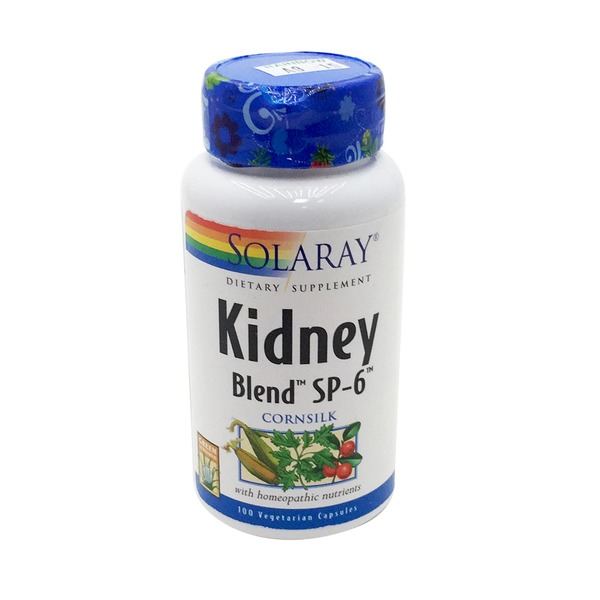 Solaray Kidney Blend SP-6