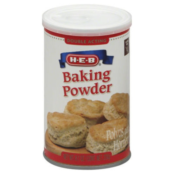 H-E-B Baking Powder