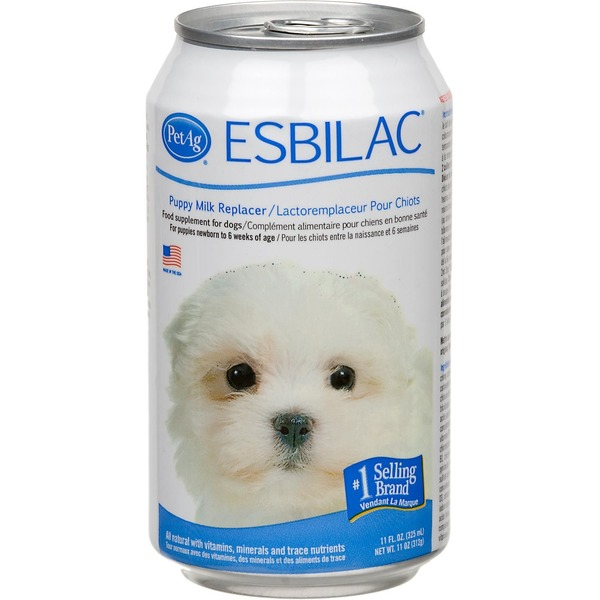 Esbilac Milk Replacer Liquid Food Dog Supplement & Small Animals