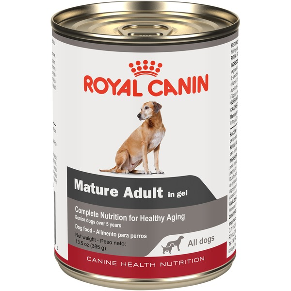 Royal Canin Canine Health Nutrition Mature Adult in Gel Dog Food